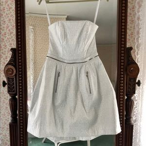 Yoana Baraschi White Dress Size 6